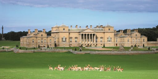 Architecture and Conservation at Holkham Hall