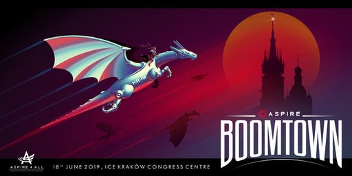 BOOMTOWN - ASPIRE 4 ALL 2019