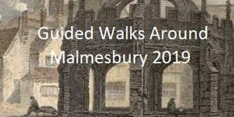 Guided Walk: The 'Jackdaw' View of Malmesbury tickets