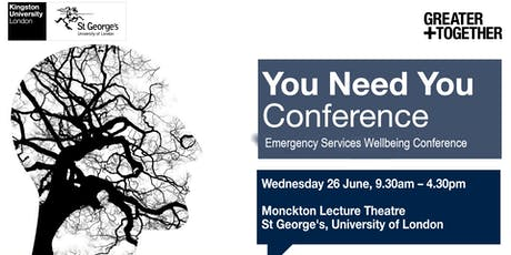 You Need You: Emergency Services Wellbeing Conference tickets