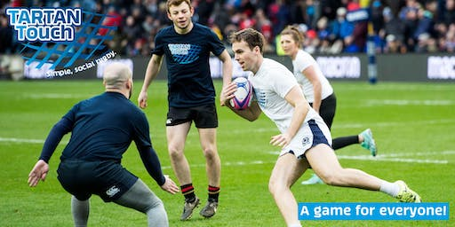 Tartan Touch Single Pass - Dunfermline RFC