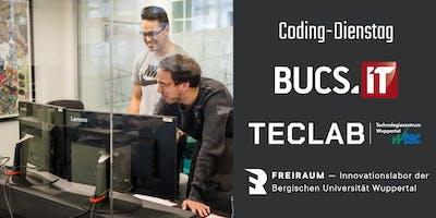 Coding-Dienstag: Webentwicklung mit HTML5 (HTML, CSS, JavaScript)