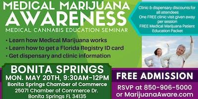 Bonita Springs - Medical Marijuana Awareness Seminar