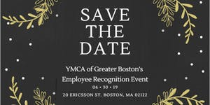 YMCA of Greater Boston: Annual Employee Recognition...