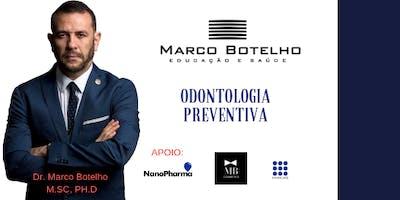 ODONTOLOGIA PREVENTIVA - CURSO PARA INICIANTES  / LONDRINA  - 24/25 DE ABRIL