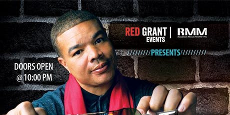 Red Grant's First Monday Comedy tickets