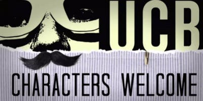 UCB Characters Welcome, Untold Stories of West Coast Gangsta Rap