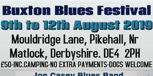 Buxton Blues Festival 2019