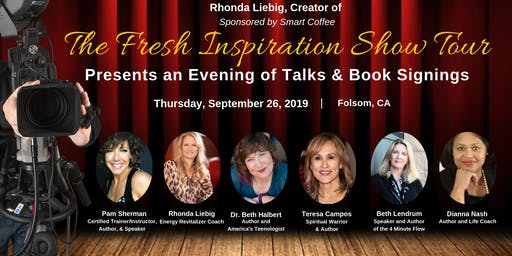 The Fresh Inspiration Show - Folsom, CA