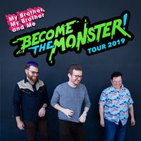 My Brother, My Brother and Me: Become the Monster Tour