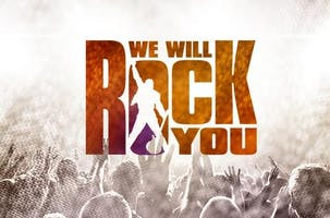 We Will Rock You: The Musical on Tour