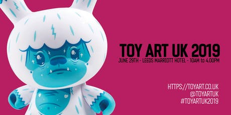 Toy Art UK 2019 - come and meet the artists who create incredible toy art tickets