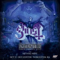 "GHOST - ""ULTIMATE TOUR NAMED DEATH"""