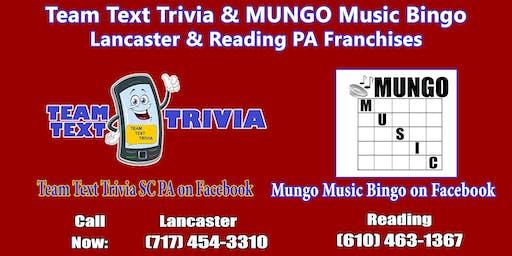 MUNGO Music Bingo