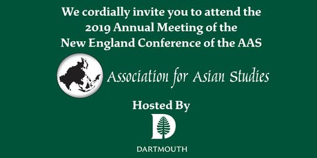 New England Conference of the Association for Asian Studies tickets