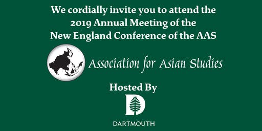 New England Conference of the Association for Asian Studies