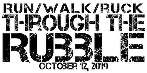 MUTC Run/Walk/Ruck Through the Rubble 5K Race