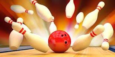 South Bay Therapists Bowling at PV Bowl