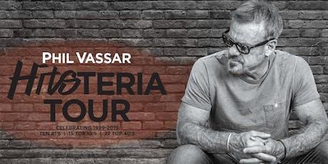 Phil Vassar tickets