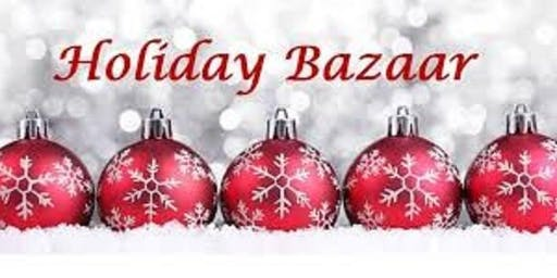 2nd Annual Holiday Shopping Bazaar