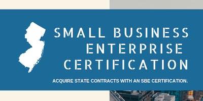 Small Business Enterprise Certification Workshop