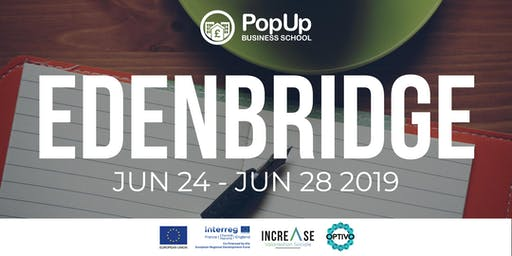 Edenbridge - PopUp Business School | Making Money From Your Passion