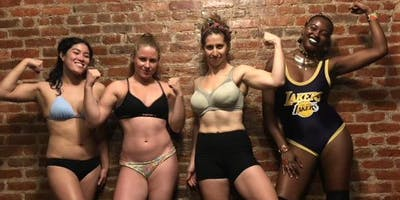 Wrestling Party : Lady Lucha Libre for your Cinco de Mayo