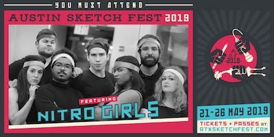 Tantrum (LA) featuring the Nitro Girls (NYC)