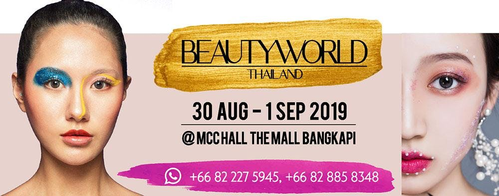 BEAUTYWORLD THAILAND 2019
