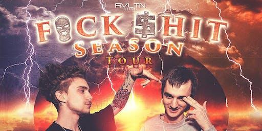 RVLTN Presents: He$h & Bommer (18+)