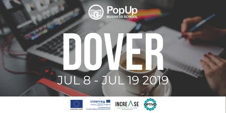 Dover - PopUp Business School | Making Money From Your Passion billets