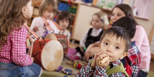 Music Express with JB Music Therapy (2-6 year olds) - July 2019