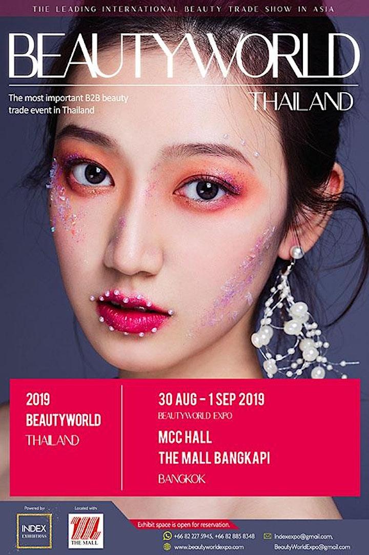 BEAUTYWORLD THAILAND 2019 image