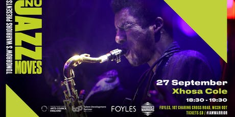 Tomorrow's Warriors Nu Jazz Moves: Xhosa Cole tickets