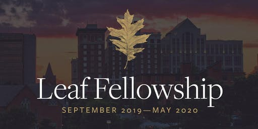 Leaf Fellowship Information Session (Friday Morning, June 21)