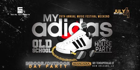 ESSENCE MUSIC FESTIVAL - MY ADIDAS OLD SCHOOL HOUSE PARTY  tickets