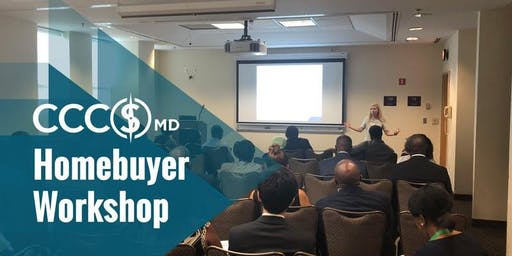 First Time Homebuyer Workshop, HUD Approved - Baltimore City