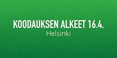 Ompeluseura levelUP koodarit: Koodauksen alkeet Helsinki 16.4.