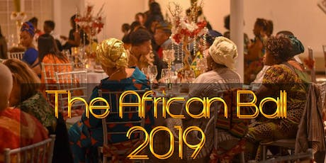 African Ball tickets