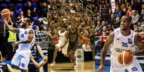 Muhammad El-Amin Basketball Skills Camp  tickets
