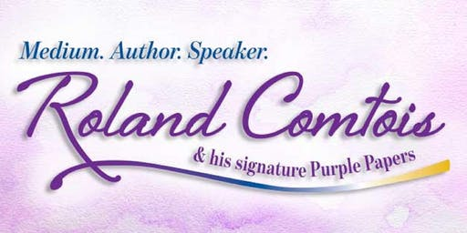 Signs of Spirit- An Audience with Medium Roland Comtois