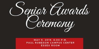 Rutgers University–Newark EOF Senior Awards Ceremony 5/9/2019