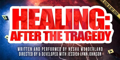 Healing:After The Tragedy tickets