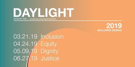 DAYLIGHT Season Two // Justice tickets