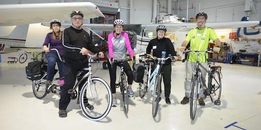 55+ Cycling Skills