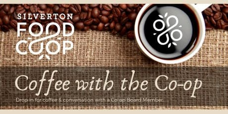 Coffee with the Co-op tickets