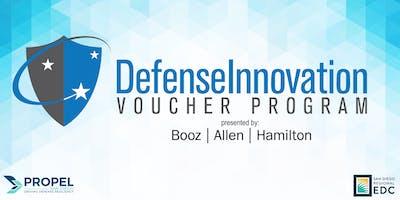 Defense Innovation Voucher Program – Grand Prize Pitch