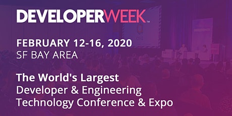 DeveloperWeek 2020 tickets