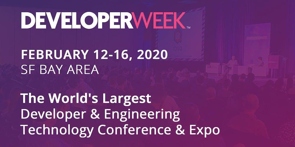February 10 2020 Calendar Bay Area DeveloperWeek 2020 Tickets, Wed, Feb 12, 2020 at 11:00 AM | Eventbrite