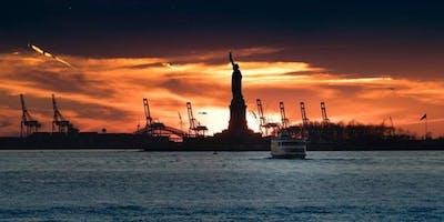 Latina Boat Party - NYC Sunset Cruise around Manhattan - Cinco De Mayo Sunday